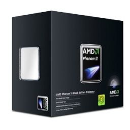 AMD Phenom II X4 965 Black Edition Quad Core Processor - 3.40GHz