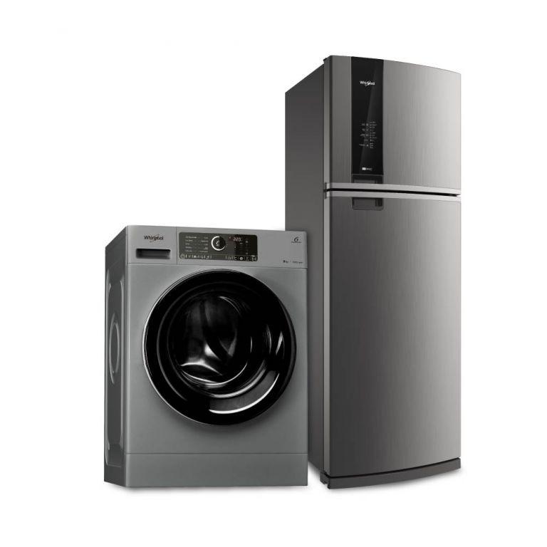 Combo Refrigerator 500 Lts and Washing Machine 9 KL