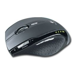 Cordless mouse high presision